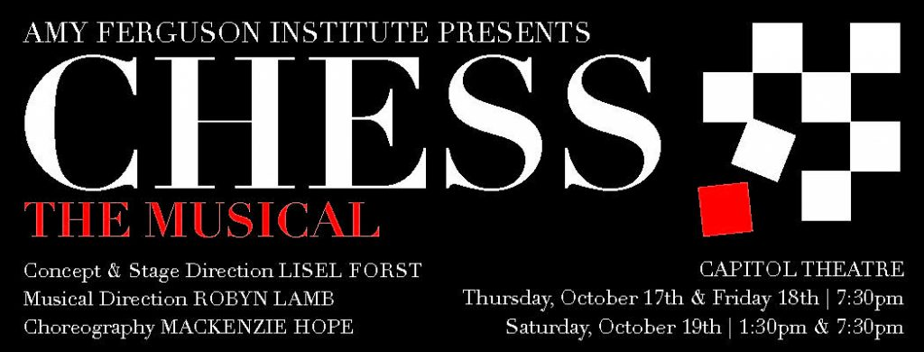 Chess – The Musical @ Capitol Theatre